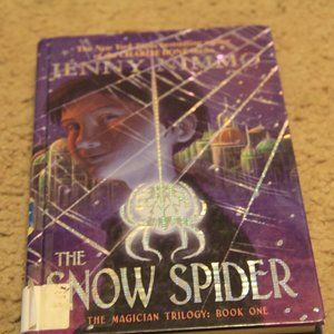 """""""The Snow Spider"""" by Jenny Nimmo"""